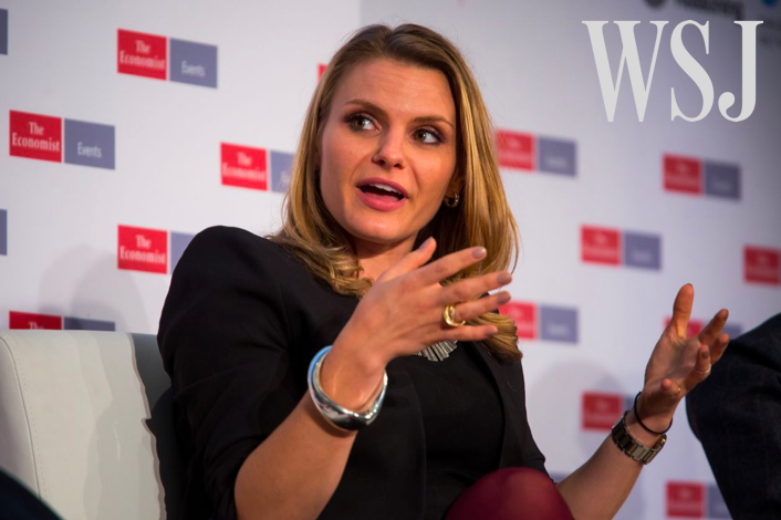 Michele Romanow WSJ Geron's Take